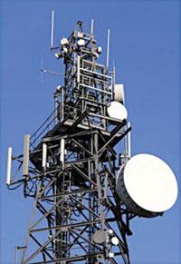 Telecom-mast