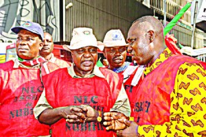 Nigerian Labour  pix