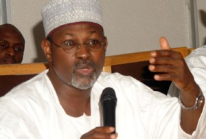 INEC Boss, Prof Jega