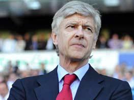 Arsene Wenger  Photo: Arsenal.com