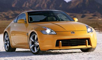 Nissan-sporty