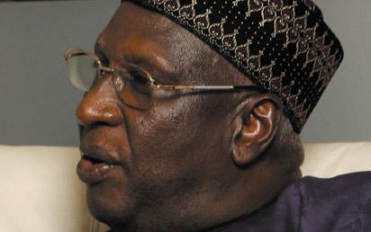 *PDP Chairman, Bamanga Tukur