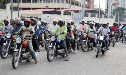 Okada restriction: Lagos govt. to rollout palliatives in April - Vanguard