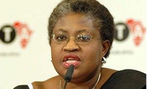 *Finance Minister, Ngozi-Okonjo-Iweala