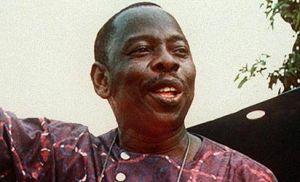 Ken Saro- Wiwa