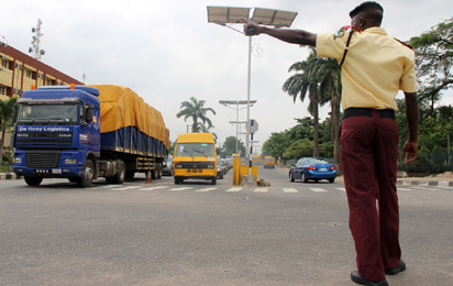 LASTMA announces closure of Apongbon road inward Eko Bridge