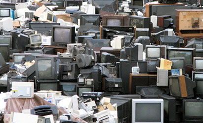 World e-waste