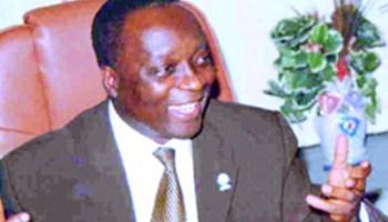 NAICOM boss, Fola Daniel