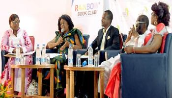 *Panel of discussants during the festival