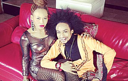 *Late Goldie and Denrele