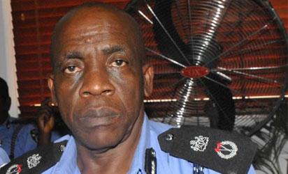 Late  Kwara State Commissioner of Police, Mr. Chinwike Asadu
