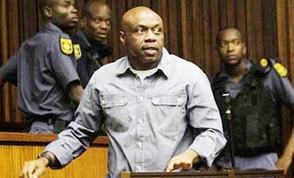 JAILED - File photo of Henry Okah in Court