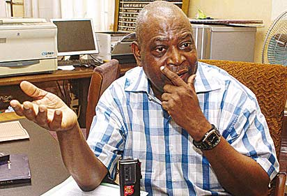 Prof. Iyayi