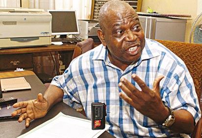Prof. Fetus Iyayi