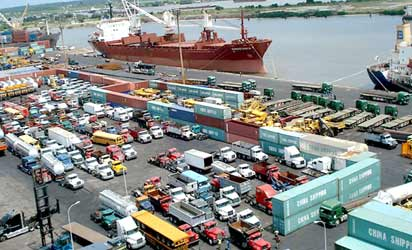 Port congestion looms as Customs agents take stock of inbound cargoes