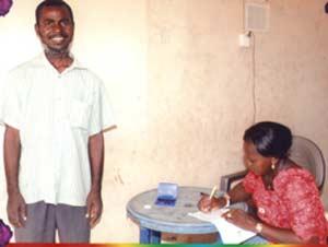 OSONDU MBUTO ANSWERING QUESTION