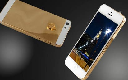 Gold-plated-iphone-2