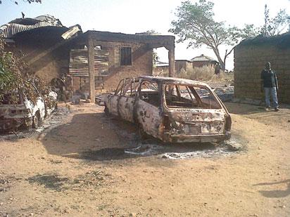 File photo. Attack in Plateau