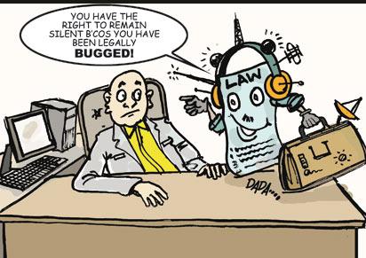Cyber-bugged