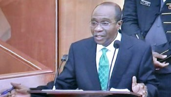 Image result for CBN To Garrison Nigeria's Foreign Reserves After UK $9 Bn Court Ruling