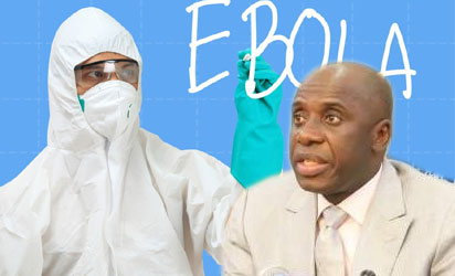 Rivers State. Governor of the state, Chibuike Rotimi Amaechi