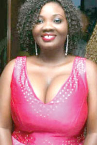 My dieting plan does not include losing my boobs – Florence Johnson -  Vanguard News