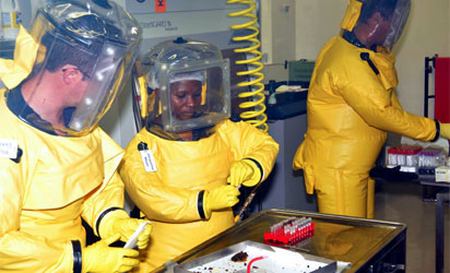 African scientists move to combat outbreaks of infectious diseases