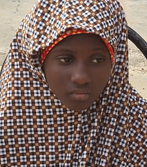 13 years old suspected suicide bomber