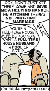 Full-time-husband