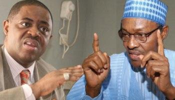 Fani- Kayode and General Muhammadu Buhari