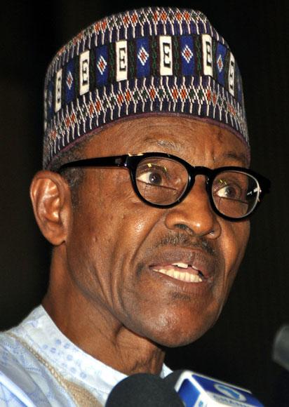 Presidfent-elect, Buhari