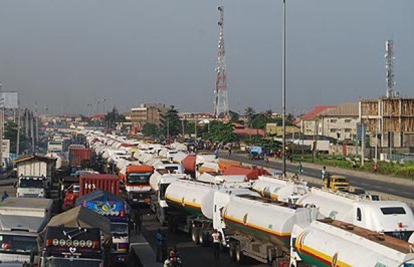 UPDATED: Tanker drivers suspend services nationwide
