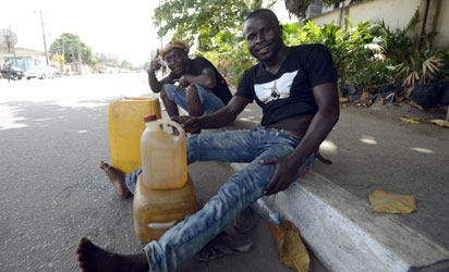 Possible fuel subsidy removal triggers panic buying - Vanguard 1