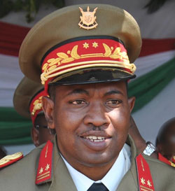 General Godefroid Niyombare