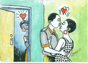 love-cartoon-girl