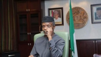 Image result for We should not be apologetic about our diversity – Osinbajo