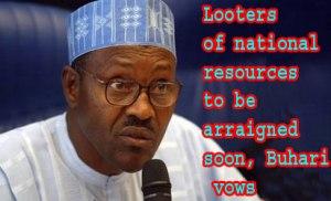 Buhari-looters