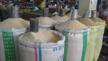 Govs Forum laments importation of bad rice by Jonathan administration