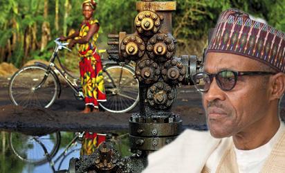 Ogoni land and President Buhari