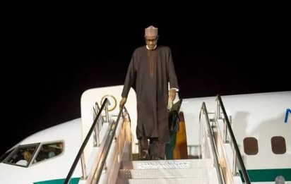 Buhari in New York (3)