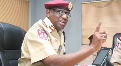 Corruption is under control in FRSC, says Corps Marshal - Vanguard News