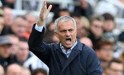 Chelsea boss Antonio Conte insists he has 'zero problem' with Jose Mourinho