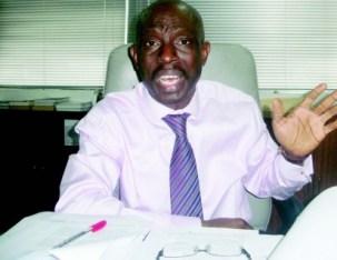 LASU-VC, Prof. Olanrewaju Fagbohun