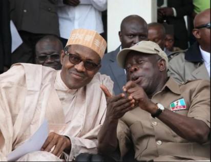 APC crisis: Why Buhari moved against Oshiomhole