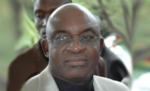 Okowa says goodbye to David Mark at 73 years old