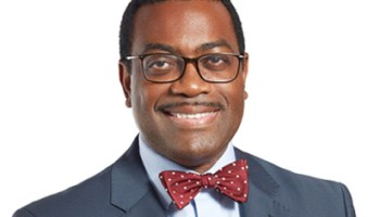 Image result for Buhari congratulates ex-Agric minister, Adesina, on world food prize