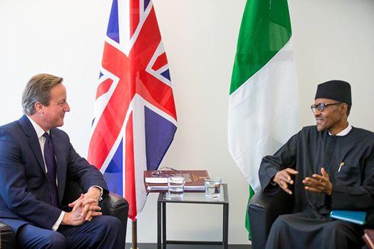Cameron and Buhari