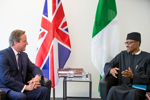 Cameron and Buhari