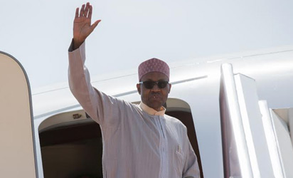 Buhari in Daura, not US - Presidency