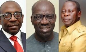 Edo: Why we disqualified Obaseki, Ogiemwonyi, Iduoriyekemwen ― APC Panel